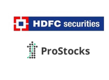 HDFC Securities Vs Prostocks