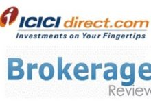 ICICI Direct Charges