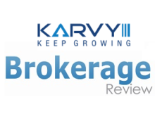 Karvy Online Brokerage Calculator