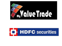HDFC Securities Vs My Value Trade