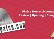5Paisa Demat Account
