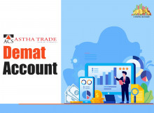 Astha Trade Demat Account Opening Process