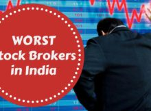 Worst Stock Broker in India
