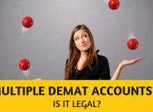 Two Demat Accounts