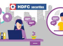HDFC Securities Customer Care