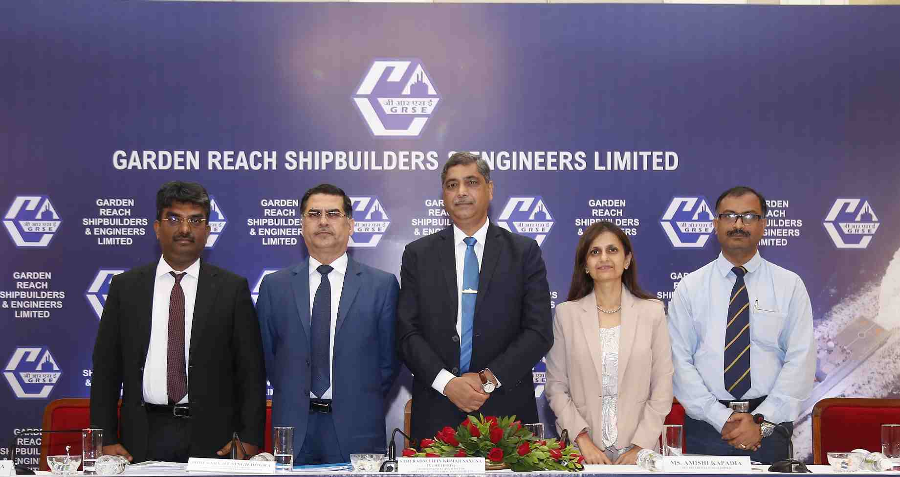 Garden Reach Shipbuilders IPO