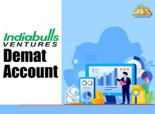 What is Indiabulls Ventures Demat Account