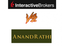 Anand Rathi Vs Interactive Brokers