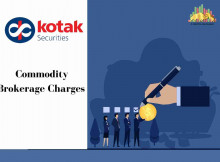 Kotak Commodity Brokerage Charges
