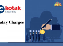 Kotak Securities Intraday Charges