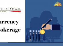 Currency Brokerage in Motilal Oswal