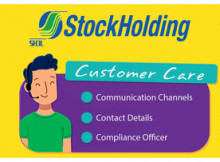 SHCIL Customer care