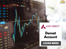 Axis Demat Account