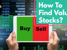 How To Find Value Stocks