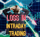 Loss in Intraday Trading