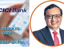 Sandeep Batra, President ICICI BANK LTD