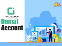 Tradejini Demat Account Opening Process