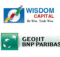 Geojit BNP Paribas Vs Wisdom Capital
