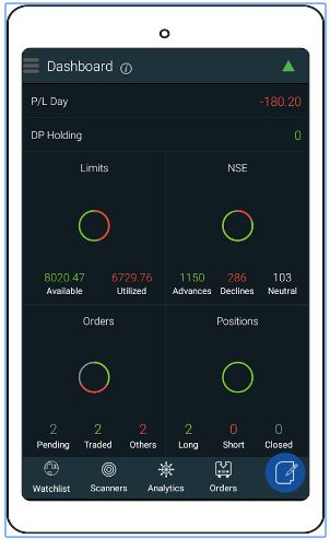Reliance Securities Mobile App Review