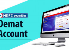 HDFC Demat Account